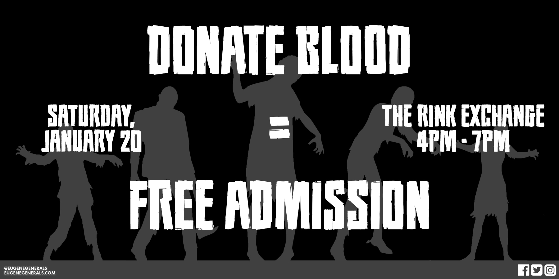 """Zombie"" Night, Blood Drive Return This Saturday"