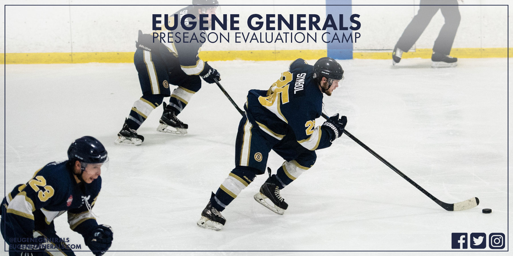 Schedule Finalized For Preseason Evaluation Camp
